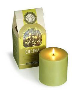 Cucina Scented Kitchen Candle Ginger & Sicilian Lemon